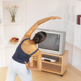 Fit Tip: Trade TV Time For Gym Time
