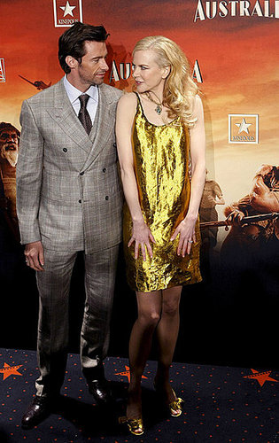 Nicole &amp;&amp; Keith @ Madrid &quot;Australia&quot; Premiere