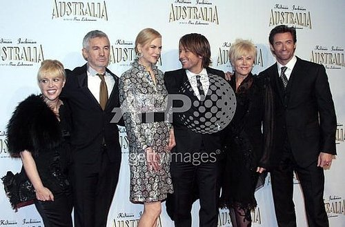 Nicole @ Keith @ Australia Paris Premiere