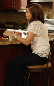 One Tree Hill Style: Brooke Davis