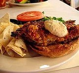 Red Lobster's Fried Soft-Shell Crab