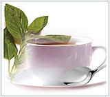 Jiva Ayurveda Recipes - Basil Tea (Tulasyadi phanta)