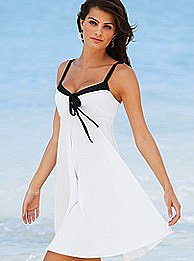 Victoria&#039;s Secret - Bow-tie babydoll Bra Top dress