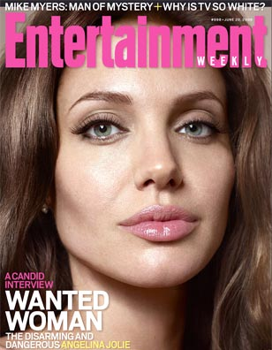 Angelina Jolie's Sex Life Influenced by Pregnancy