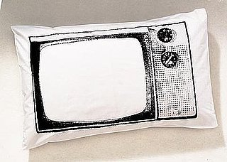 TV Pillowcase For Boob Tube Addicts
