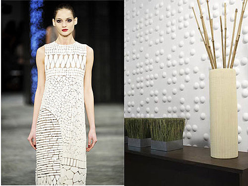 Inspired: Stephane Rolland's Tactile Dress