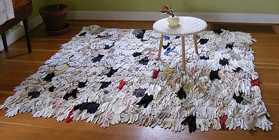 Guess What This Rug Is Made Of?