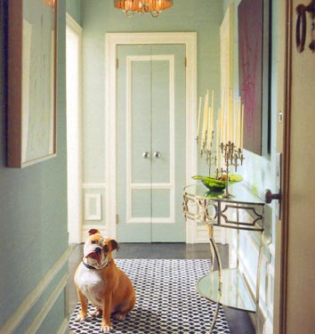 Cute pups look even better when they're showcased in gorgeous homes. PetSugar loved all of the dog photos.