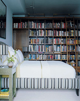 Bed &amp; Books