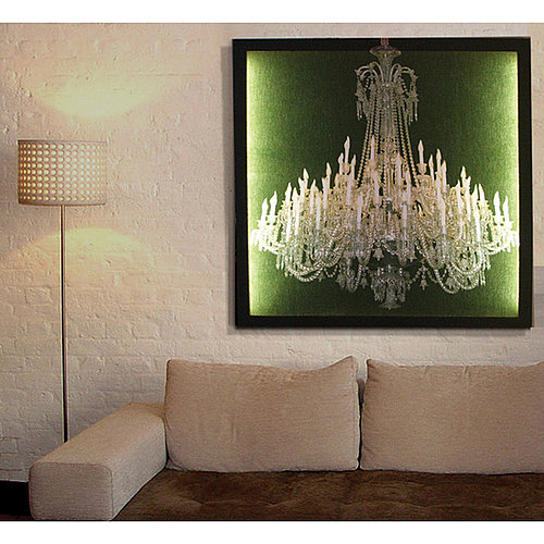 Love It or Hate It? Chandelier Light Box