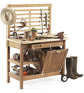 Steal of the Day:  Deluxe Potting Bench