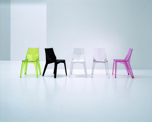 Nice and New:  Karim Rashid's Poly Chair