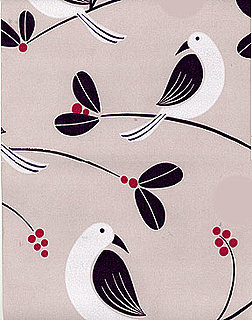 Steal of the Day: Mibo Clacket Lane Grey Wallpaper