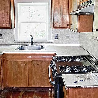 Before and After: A Kitchen Revision