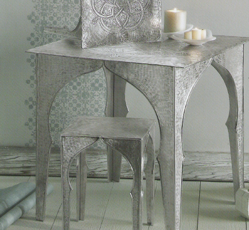 Crave Worthy: Rian Rae Moorish Table