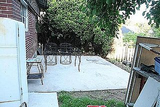 Before and After: Haze's Highly Covetable Patio