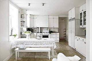 Love It or Hate It? An All White Kitchen