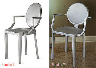 Less or More: Louis-Style Emeco Chairs