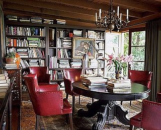 Get the Look:  Timeless Library