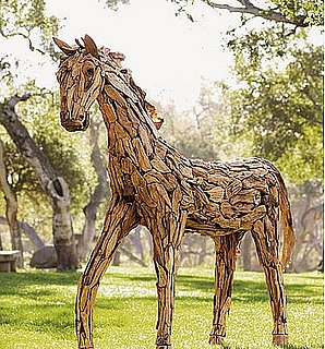 Would You Pasture This Pony in Your Garden?