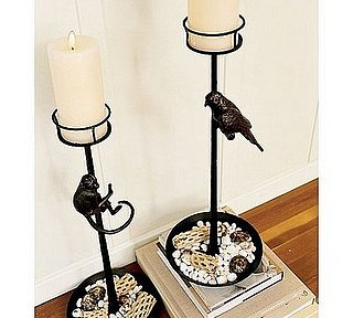 Love It or Hate It? Natural Display Candleholders