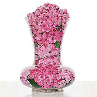 Cool Idea: Petal-Filled Vase