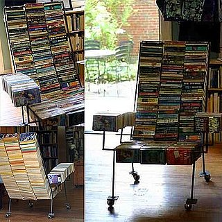 Weird Furniture: Paperback Chair