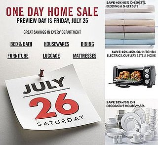 Sale Alert:  Bloomingdale's One-Day Sale