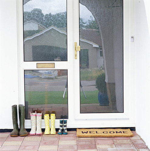 Do You Have a Welcome Mat?