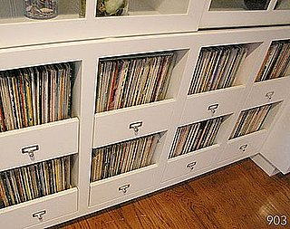 Cool Idea: Grown-Up Record Collection