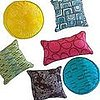 Nice and New: Angela Adams Pillows