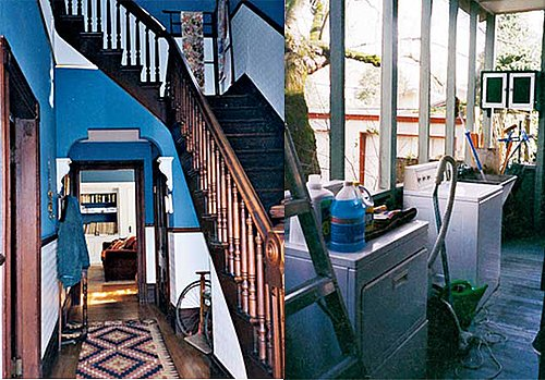 Before and After: A Victorian Transformation
