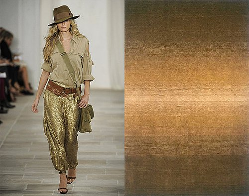 Inspired: Ralph Lauren NY Fashion Week 2009