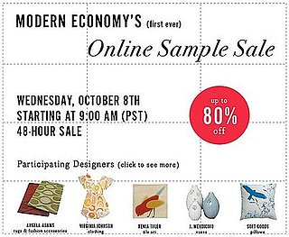 Sale Alert: Modern Economy First Ever Online Sale