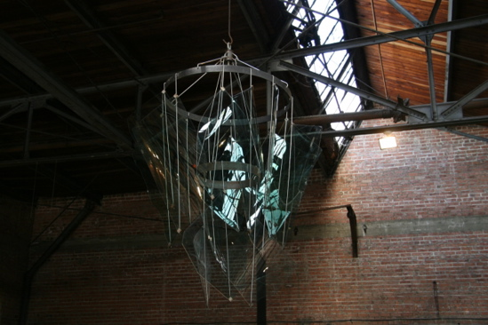 Guess What This Chandelier Is Made From