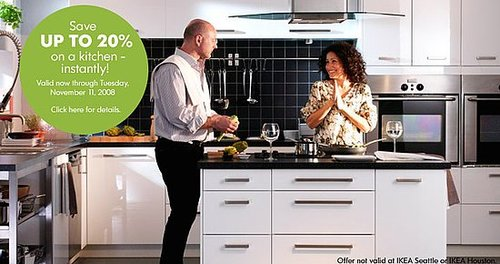 Sale Alert: Ikea Kitchen Sale