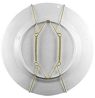 Cool Idea: Another Use For a Plate Hanger