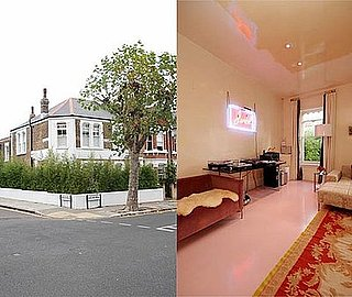 On the Market: Jade Jagger's Swank London Pad