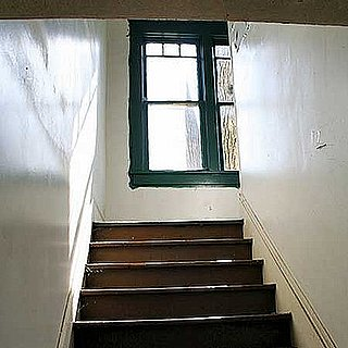 Before and After: A Salvaged Stairway