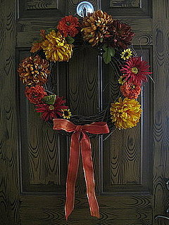 Su Casa: A Fall Wreath