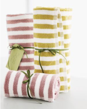 Sale Alert: 30% Off Towels at Garnet Hill