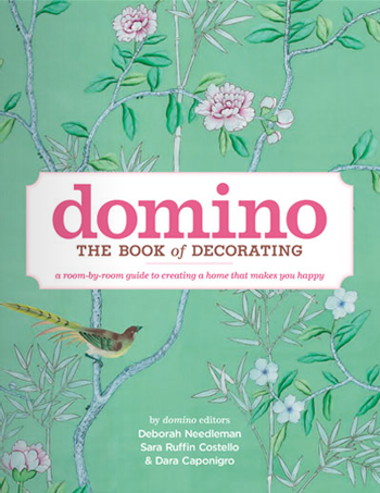 Found It! Domino Book of Decorating Wallpaper