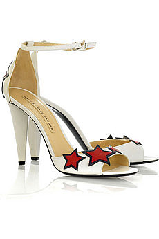 Marc by Marc Jacobs Star strap sandal