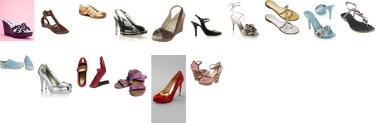 My Shoe List