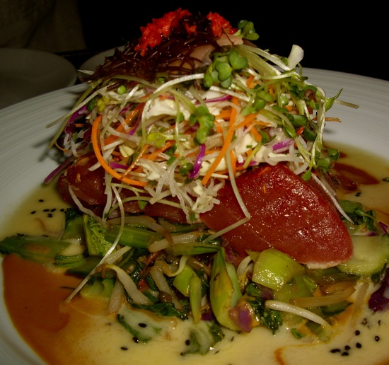 Roy's Original Blackened Island Ahi