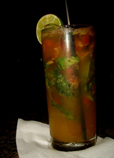 Alan Wong's Passion Fruit Mojito