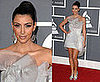 Grammy Awards: Kim Kardashian