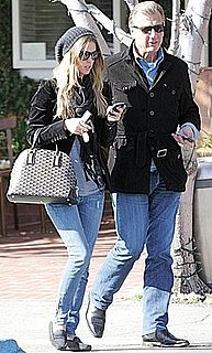 Photo Of Nicky Hilton Wearing Loafers In LA