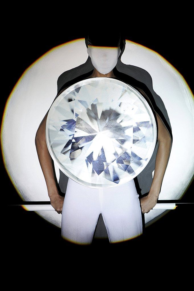 Martin Margiela's Diamond Warrior
