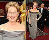 Oscars Red Carpet: Meryl Streep